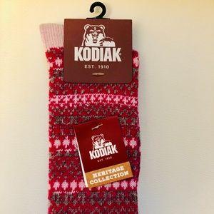 🌷NWT Kodiak heritage collection women's socks